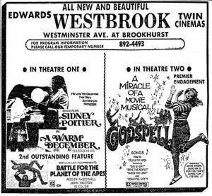 Westbrook Twin Cinema
